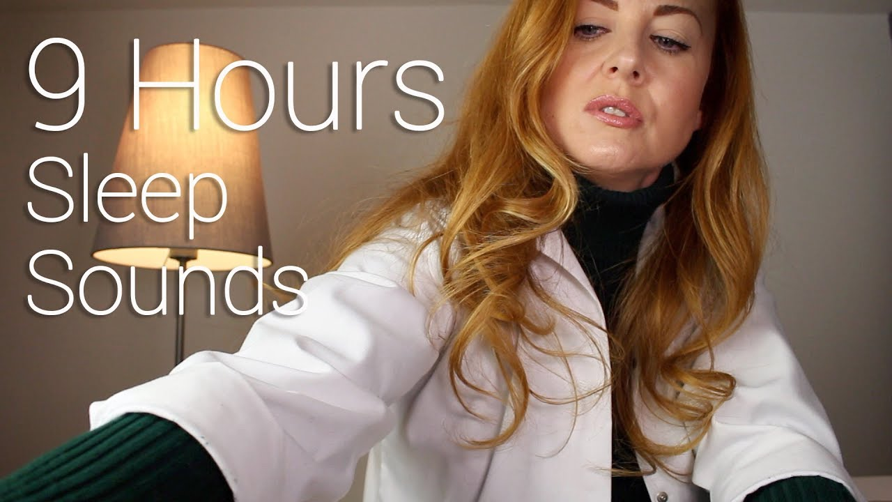 All Night Asmr  9Hr Sleep Clinic  - Youtube-5116