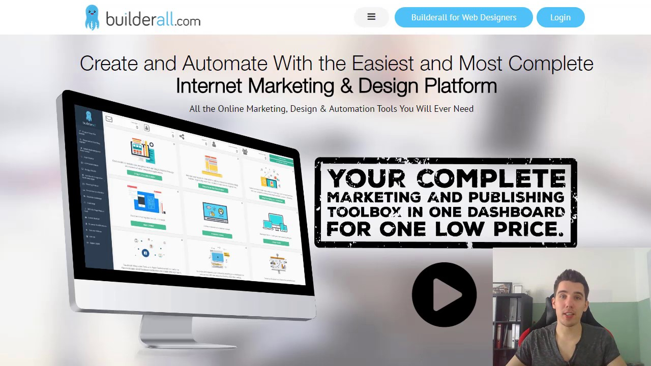 Image result for builderall all-in-one online advertising platform