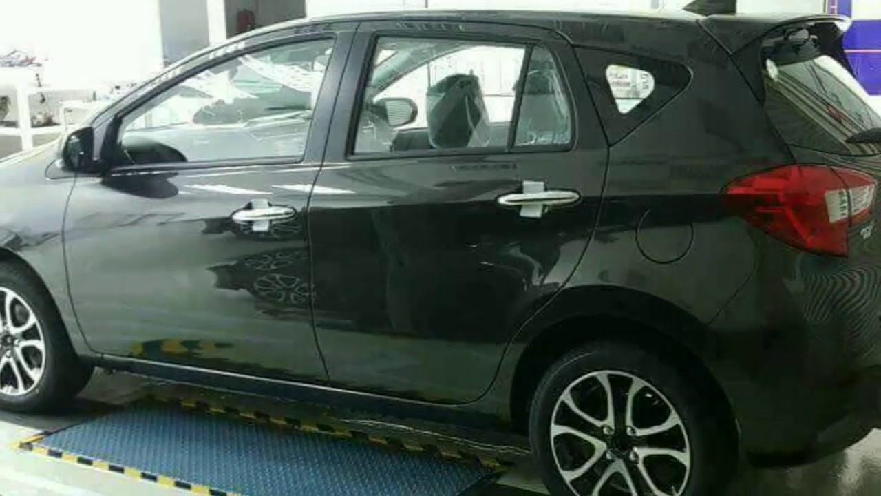 All-New Perodua Myvi 2018 Interior & Exterior (sneak peak
