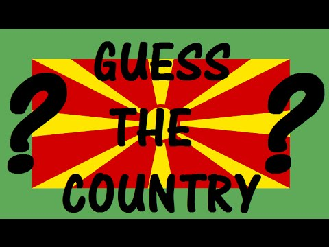 Hardest Quiz On Flags Name The Country Testing Your Neurons - Name countries quiz