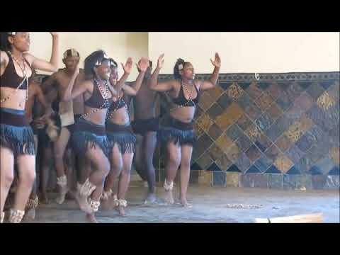 Avustralyalı Yerel Halktan Şamama Dansı