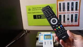 МТС DCD2304, DCD2204, DSD 4404, DSD 4614i пульт. Обучение на управление телевизором.