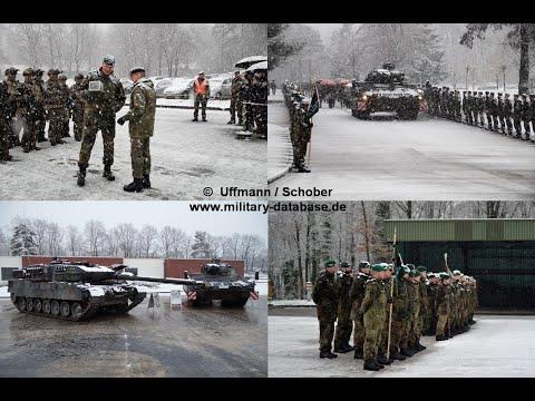 2019 Feierliche Einführung des SPz Puma beim Panzergrenadierbataillon 212 in Augustdorf