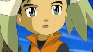 Digimon Tamers - Mirai - Henry Wong