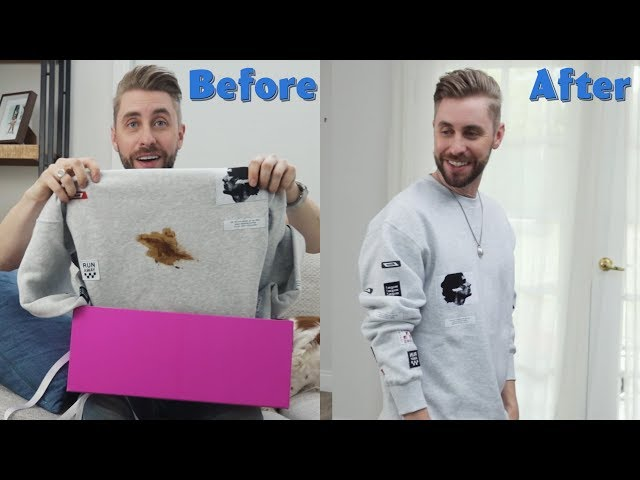 How To Get Rid Of SERIOUS Stains Quickly! #LifeHack