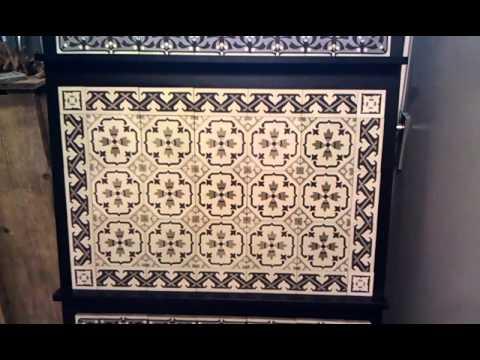 Portugese Tegels Belgie : Floorz portugese tegels en antieke tegels youtube