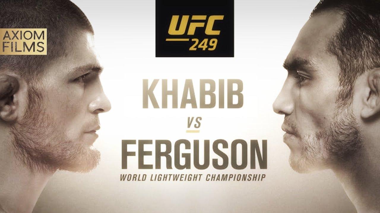 Download UFC 249: Khabib Nurmagomedov vs Tony Ferguson Official Axiom Films Promo