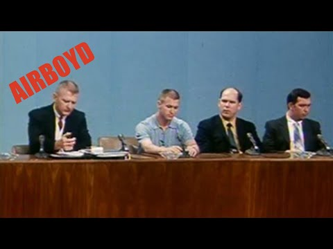 Apollo 13 Press Conference (1970)