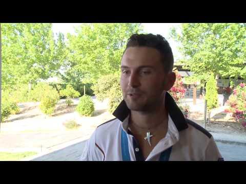 Interview (ITA) with Davide Gasparini - Granada 2013 ISSF World Cup in All Events
