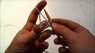 Hvordan legge opp masker ved strikkestart