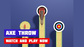 Axe Throw · Game · Gameplay