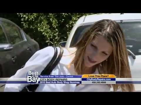 Best Auto Body Shop San Jose Nominee – Best of the Bay KRON-4 2010 – City Body Repairs