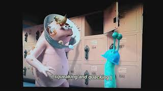 Disney Pixar Monsters, Inc.: Code: 2319