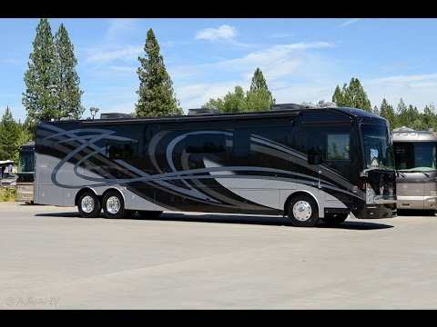 2016 Thor Tuscany 45at Luxury Diesel Pusher Motorhome Www