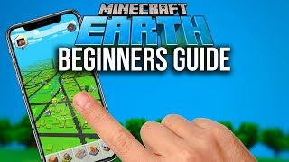 A Beginner's Guide To Minecraft Earth (tutorial & Overview)