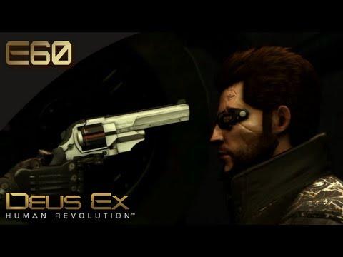 Deus Ex: Human Revolution [BLIND] - E60 - Tong's Friends Seem Nice.  (Gameplay)