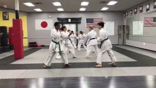 Green belt trainning