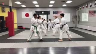 Green belt trainning