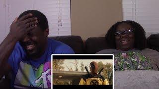 DEADPOOL 2 Movie Clip X-Men vs Firefist Fight Scene (REACTION)