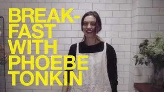 Breakfast with Phoebe Tonkin