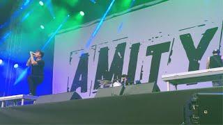 The Amity Affliction - All Fucked Up   Live at Szene Openair Festival [03.08.2017]