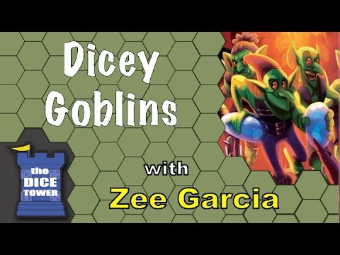 Dicey Goblins Review - With Zee Garcia