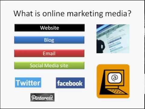 The differences between online marketing and offline marketing - for student and beginners