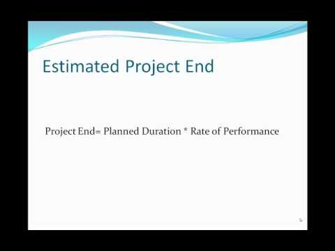 Project Control for Schedule and Budget Estimate