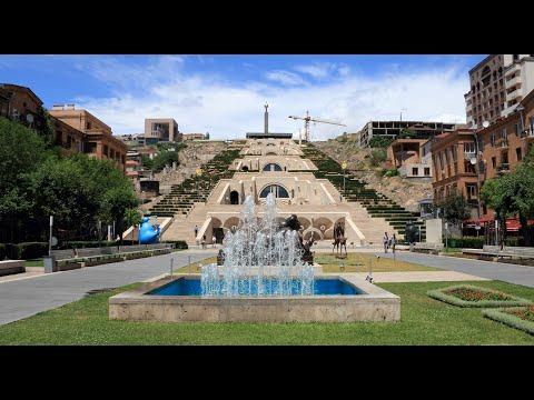 Yerevan, Armenia: Walking Around The Armenian Capital