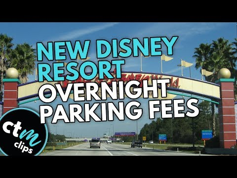 New Disney Resort Parking Charges & What It Could Mean For The Future