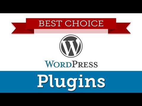 13 Best WordPress Plugins for 2018