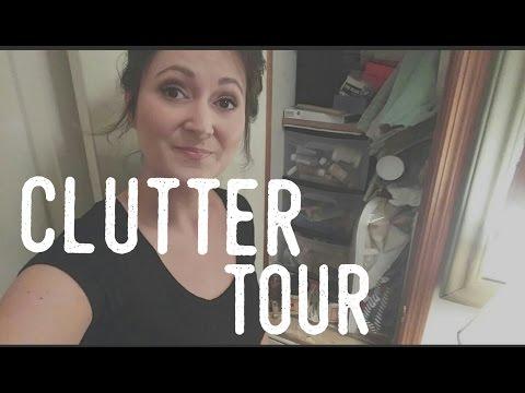 Clutter Tour | Aspiring Minimalist | Still a Hoarder