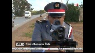 Révolution dans le contrôle routier au Maroc