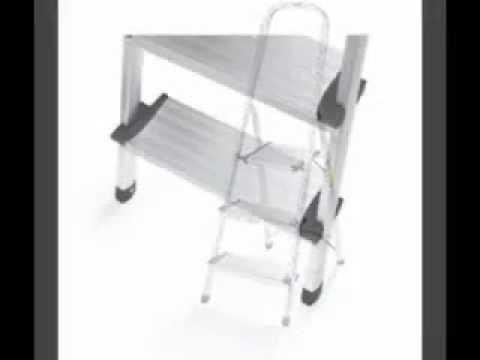 Polder 3 Step Aluminum Ladder & Polder 3 Step Aluminum Ladder - YouTube islam-shia.org