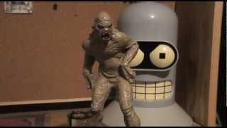 Turmoil In The Toybox - Dark Horse Bowen Designs X-files Flukeman Statue