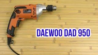 Розпакування Daewoo DAD 950