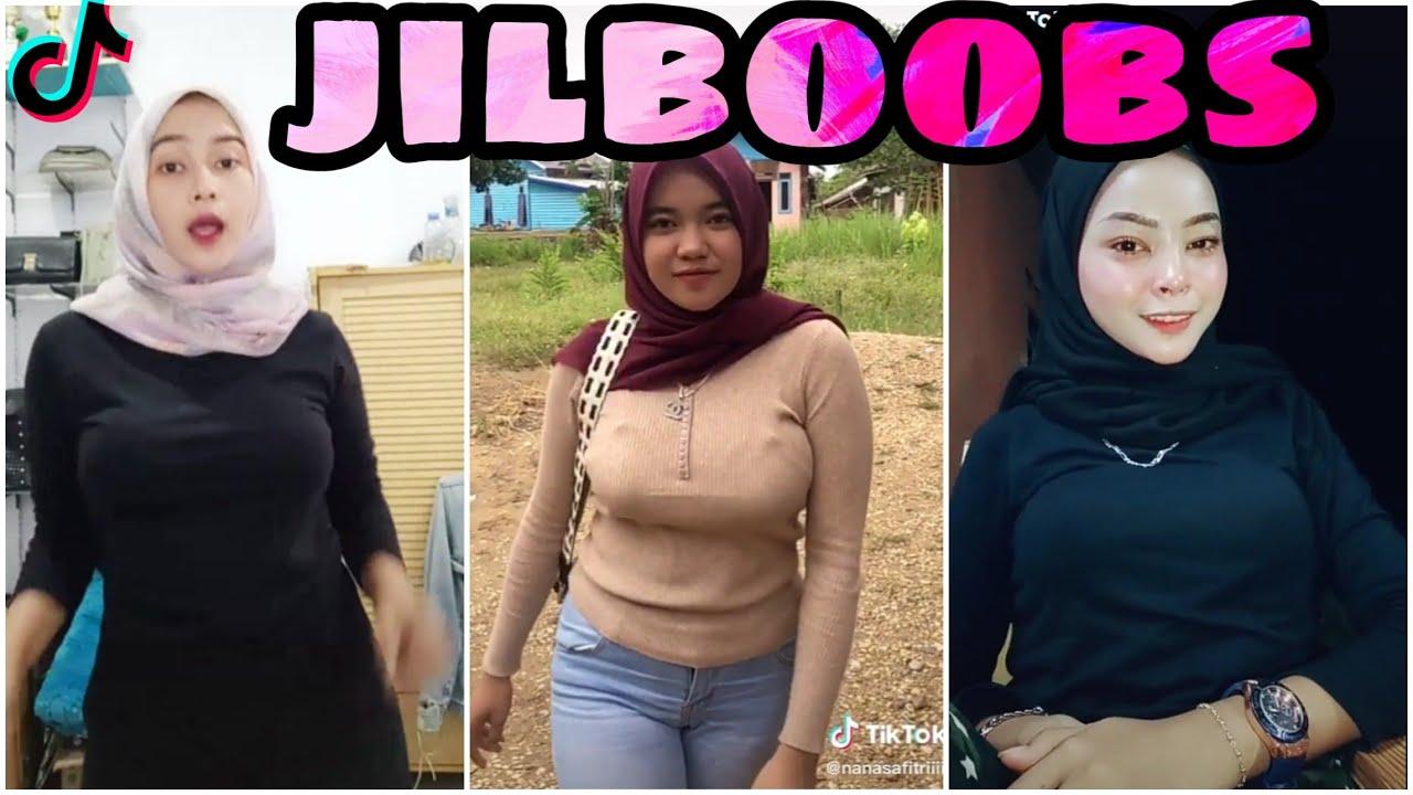 Download TIKTOK JILBAB KETAT MONTOK GOYANG HOT BODY SEMOK TERBARU   Tiktok jilboobs id