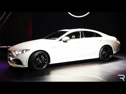 2019 Mercedes Benz CLS450 Redline First Look 2017