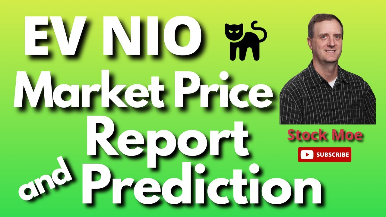Download EV Stock Market Crash or Great Buying Opportunity NIO Stock Price Prediction