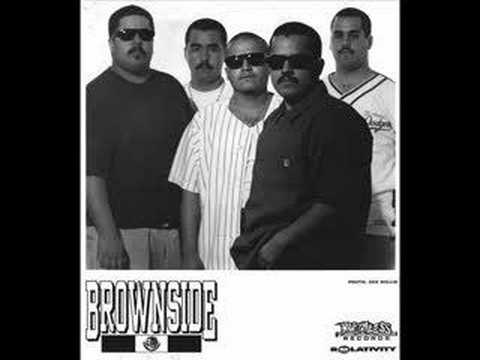 Brownside - Vatos 'n The Barrio