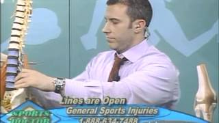 09/15/2011 Sports Doctor with Dr. Charles Krome on General Sports Injuries