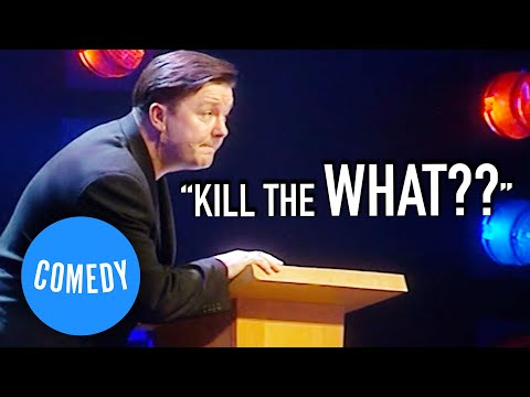 Ricky Gervais On Hitler's Ideology | POLITICS | Universal Comedy