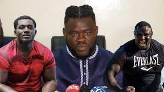 Urgent : Eumeu Sène signe 2 combats contre Balla Gaye 2 et Bombardier