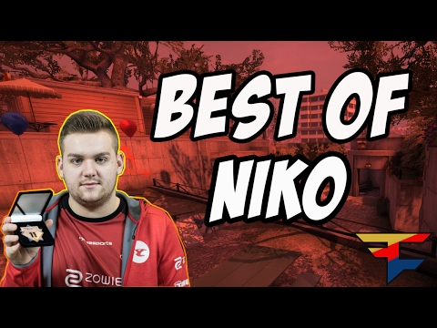 BEST OF NIKO - WELCOME TO FAZE (Epic Clutches, One Taps, Insane Frags)