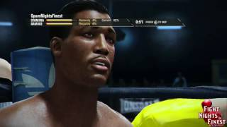 Fight Night Champion Online - The best player to ever play Fight Night (N H C)
