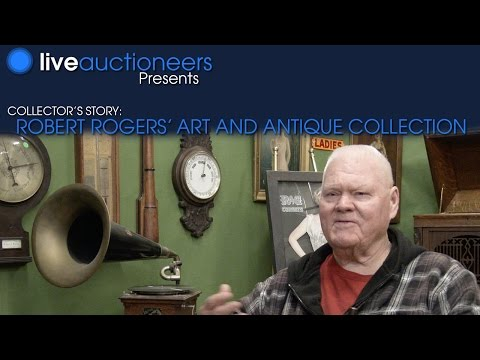 A Collector's Story: Behind the Scenes of Robert Roger's Art and Antique Collection
