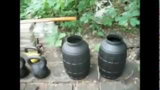 Budget Hojo Undo Equipment: (Conditioning Tools and Functional Strength Tools)