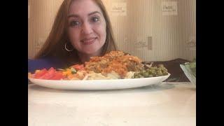 Мукбанг Тефтели с картошкой. Передаю приветы, воспоминания о Турции. Любимый сериал
