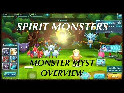 Spirit Monsters - Monster Myst Full Guide
