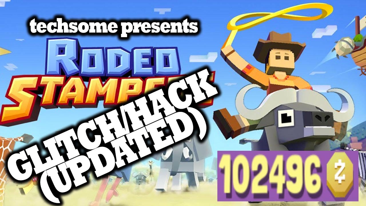 Rodeo Stampede Updated Glitch Hack Unlimited Coins